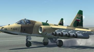 """DCS World """"Су-25: ВВС Ирана"""""""