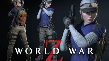 """Resident Evil 3 """"Кимико Номура из World War Z"""""""