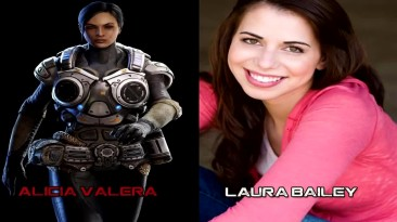 Актёры - актрисы озвучки Gears of War 3.