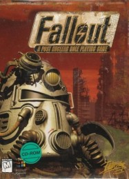 Обложка игры Fallout: A Post Nuclear Role Playing Game