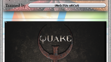 Quake Enhanced: Трейнер/Trainer (+3) [1.0.4126 - 1.0.4137] {iNvIcTUs oRCuS / HoG}