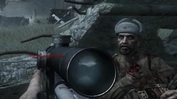 Разбор отвратительной локализации в Call of Duty: World at War