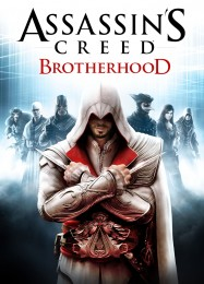 Обложка игры Assassin's Creed: Brotherhood