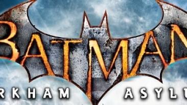 Batman Arkham Asylum - небольшое мнение!