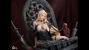 Представлена эротическая статуэтка Хранительницы огня из Dark Souls 3 за 44 тысячи рублей