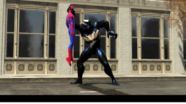 """Spider-Man: Web of Shadows """"Global Spider-Man 1994 Animated Series Mod"""""""