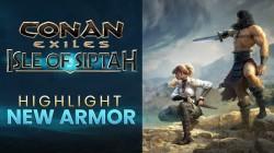 Conan Exiles демонстрирует новую броню из Isle of Sipath в новом видео