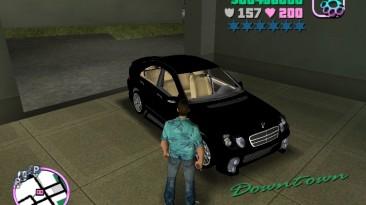 "Grand Theft Auto: Vice City ""Mercedes-BenzC200"""