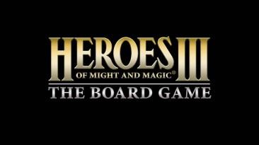 """Настольная игра """"Герои меча и магии 3"""" находится в разработке"""