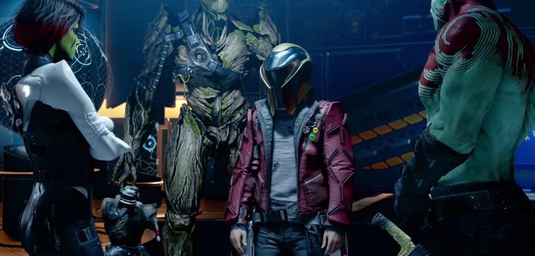 Marvel's Guardians of the Galaxy - Кто? Стражи, чего?!