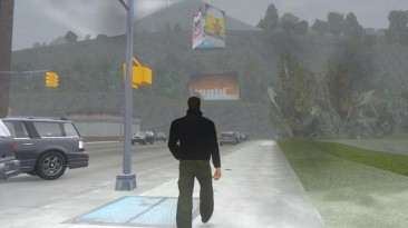 GTA III запустили на движке GTA IV. Потрясающая графика