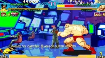 История Street Fighter (1987-2016)