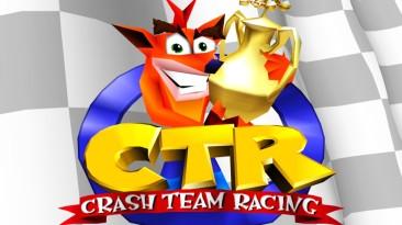 Похоже, на TGA состоится анонс ремейка Crash Team Racing