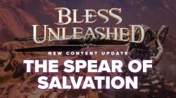 Обновление для Bless Unleashed представляет новый регион, рыбалку и многое другое