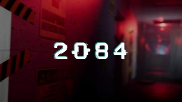 2084 - Оригинальный шутер в стиле киберпанк