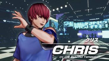 Трейлер и скриншоты The King of Fighters XV раскрывающие возвращение Криса и команды Орочи