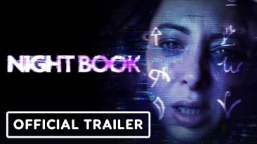 Тизер-трейлер Night Book: интерактивный триллер от продюсеров The Complex и Five dates
