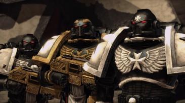 """Warhammer 40.000: Space Marine """"Black Templars Crusaders"""""""