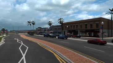"""American Truck Simulator """"Карта Исландии - The Big Island, версия 0.1.1.2 (v1.39.x)"""""""