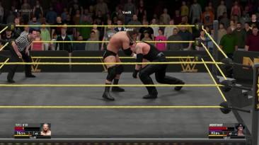 "WWE 2K16 ""2K Tonight Online - The Game Triple H VS The Undertaker"""