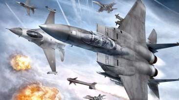 Ace Combat 6 получил поддержку обратной совместимости для Xbox One, появился геймплей с Xbox One X