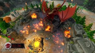 Особенности геймплея Dungeons 3