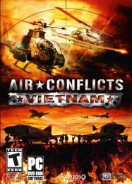 Обложка игры Air Conflicts: Vietnam