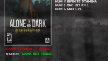 Alone in the Dark: Illumination: Трейнер/Trainer (+6) [1.0] {LIRW / GHL}