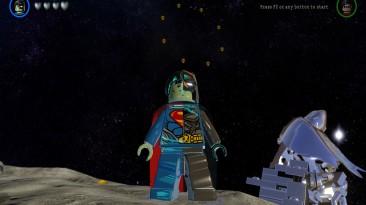 "LEGO Batman 3: Beyond Gotham ""Composite Superman - Man Of Dark Knight Skin"""