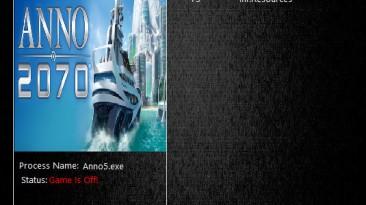 "Anno 2070: Трейнер/Trainer (+4) [2.00.7780: Alternate ""B"" Version] {MrAntiFun}"