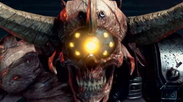 Новый геймплейный трейлер DOOM Eternal