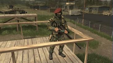"Call of Duty 4: Modern Warfare ""Бундесвер - спецназ КСК"""