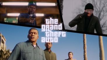 Фанат превратил GTA 5 в криминальную драму, снятую внутри игры
