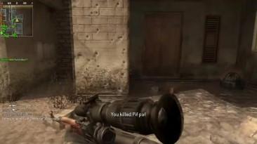 СВД история вооружения (Call of Duty : MW1, BO1, MW3)