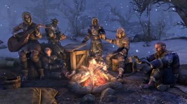 The Elder Scrolls Online - Еще один год приключений завершается Праздником Новой жизни
