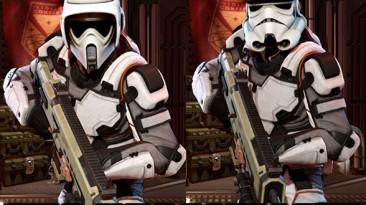 "XCOM 2: ""Startrooper Helmets"" v1.2 (обновленный)"