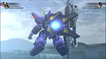 SD Gundam G Generation Cross Rays - Все специальные атаки