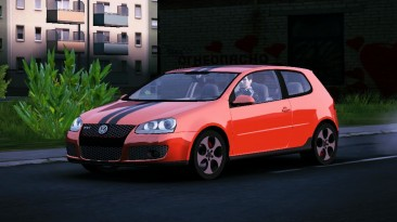 "Crashday ""Volkswagen Golf GTI 2005"""