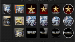 "Call Of Duty: United Offensive ""Иконки (ArtGamer)"""