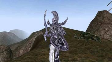 """Morrowind """"Титановая броня высшего Ординатора"""""""