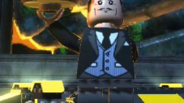 "Subnautica ""Alfred LEGO BATMAN MOVIE"""