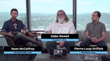 Гейб Ньюэлл: Half-Life: Alyx придала нам уверенности, что мы можем продолжать развивать связку железа и софта