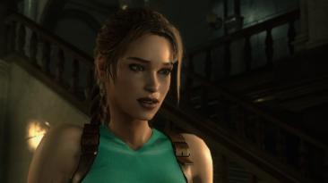 "Resident Evil 2 ""Лара Крофт"""