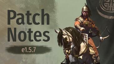 Для Mount & Blade 2: Bannerlord вышли обновления 1.5.7 и 1.5.8