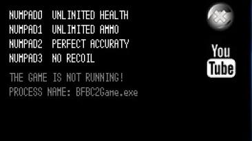 Battlefield: Bad Company 2: Трейнер/Trainer (+4) [Latest Update] {LIRW / GHL}