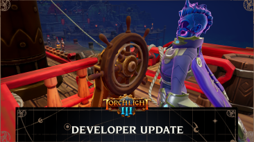 В следующем обновлении Torchlight 3 появится новый класс