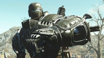"Fallout 4 ""Better Robots and HD Liberty Prime"""