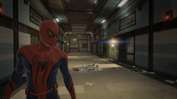 "The Amazing Spider-Man ""Коррекция Цветов"""