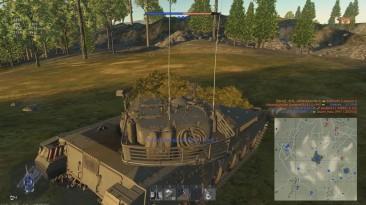 Новости 1.95: Новые эффекты, новинки техники и новые механики War Thunder
