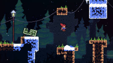 Хардкорный платформер Celeste от создателя TowerFall выйдет на Nintendo Switch
